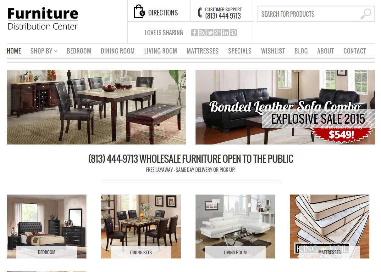 Wholesale furniture furniture distribution center for Furniture wholesale