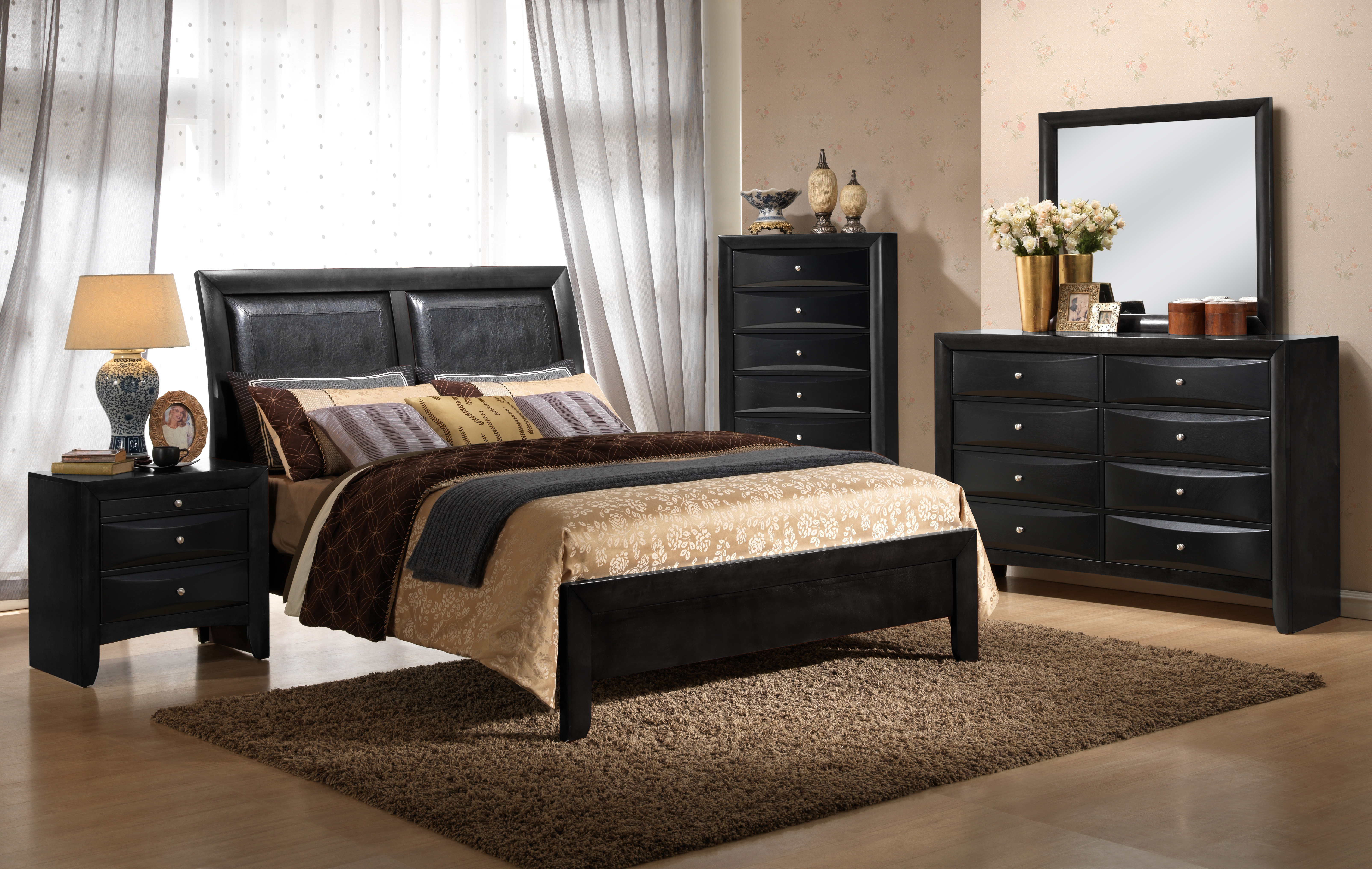 Innovative 5 Piece Bedroom Set Minimalist