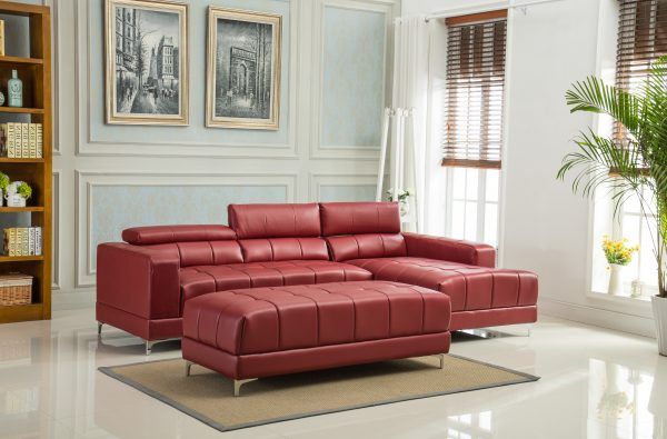 Marbella-red-rightchaise