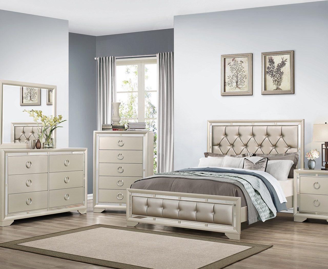 5 Piece Bedroom Set Brooklyn 5 Piece Queen Bedroom Set Mcallen Bedroom Furniture 5piece Set